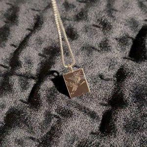 Pilgrim Heron Necklace